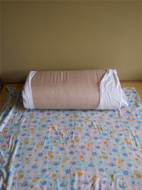 How To Lay Out And Fold Up A Anese Futon