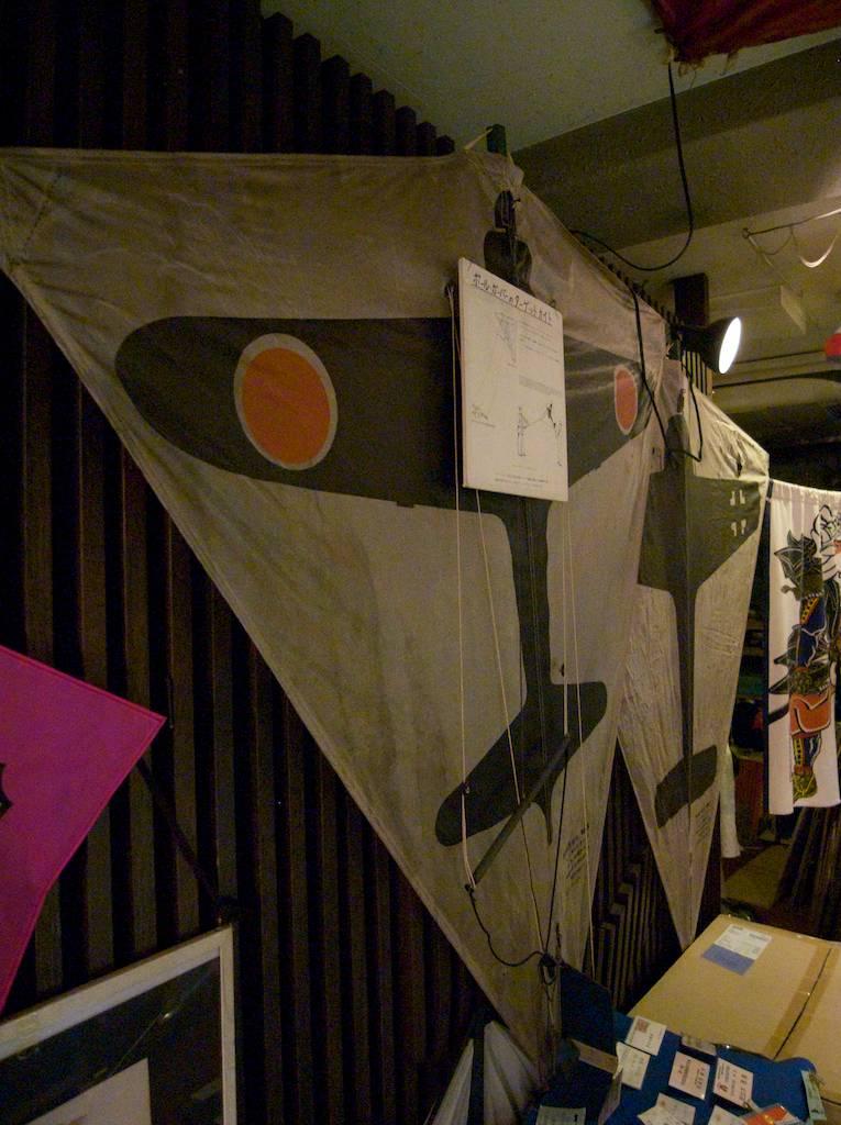 Tokyo Kite Museum on